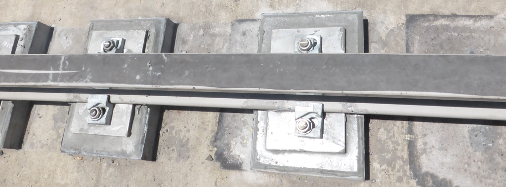 Article - Crane Rail Mountings
