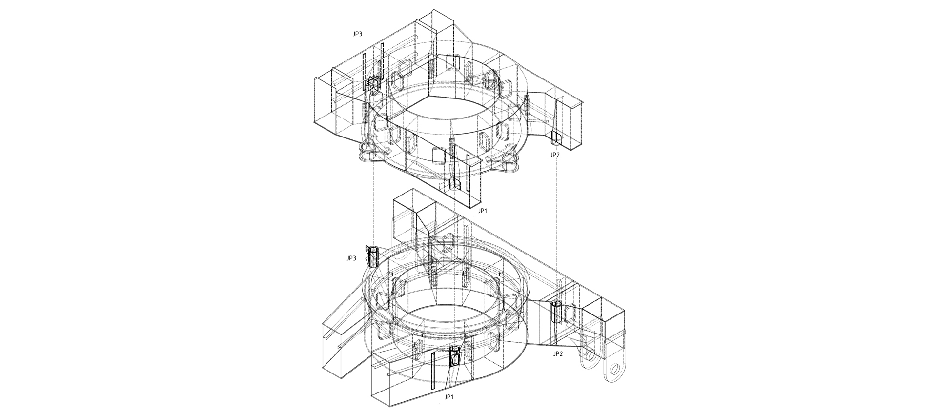 Aspec Engineering Article - Assessment of Slew Bearing Change-Out Jacking Points