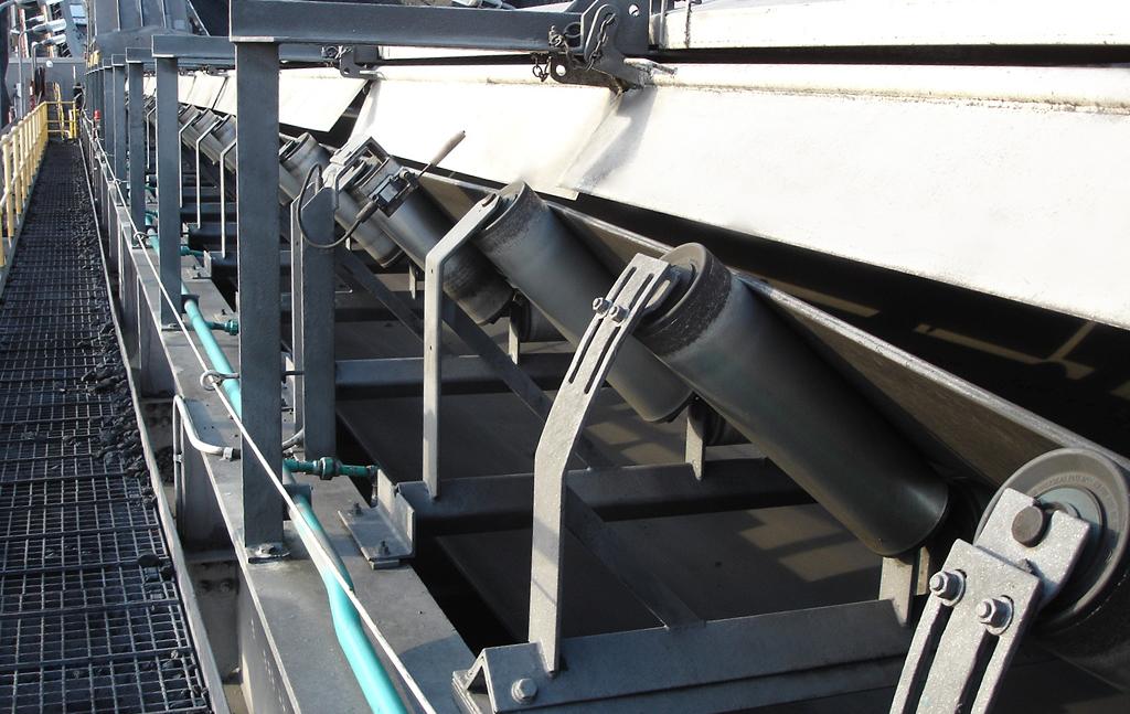Article - Conveyor Idler Noise Final - Aspec Engineering - PMunzenberger