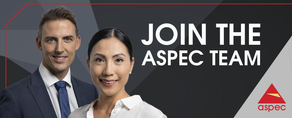 Job Ad - Aspec Engineering - [IMAGE]